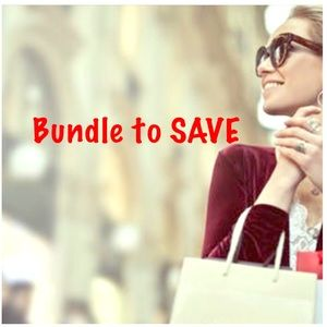 Create a bundle and SAVE
